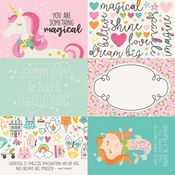 4x6 Elements Paper - Dream Big - Simple Stories