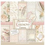 Ceremony Stamperia Double-Sided Paper Pad