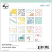 Simple & Sweet 6 x 6 Paper Pad - Pinkfresh