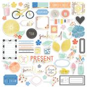 Sweet & Simple Ephemera - Pinkfresh