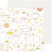 Sweet Life Paper - Simple & Sweet - Pinkfresh