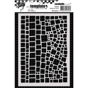 Mosaic A6 Template - Carabelle Studio