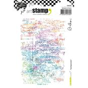 Overprint Carabelle Studio Cling Stamp A6