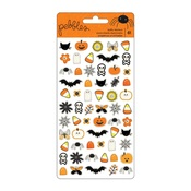 Spooky Boo Puffy Stickers - Pebbles - PRE ORDER