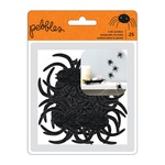 Wall Spider Stickers - Spooky Boo - Pebbles