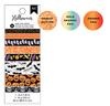 Spooky Boo Holographic & Orange Foil Washi Tape - Pebbles