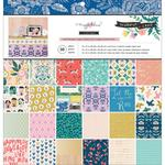 Willow Lane 12 x 12 Paper Pad - Crate Paper