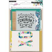 Willow Lane Journaling Ephemera - Crate Paper