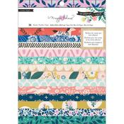 Willow Lane Single Sided Card Pad - Crate Paper