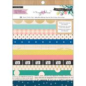 Willow Lane Single Sided Foil Accented Card Pad - Crate Paper