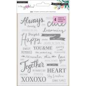 Willow Lane Waterfall Sticker Pack - Crate Paper