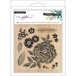 Maggie Holmes Willow Lane Clear Stamps
