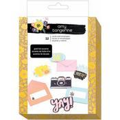 Amy Tangerine Shine On Card Kit