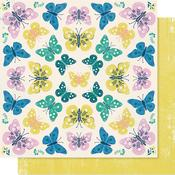 Flutter Paper - Maggie Holmes - Crate Paper