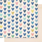 Kind Heart Paper - Maggie Holmes - Crate Paper