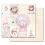 Christmas Magic Paper - Santa Baby - Prima