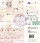 Santa Baby 8 x 8 Paper Pad - Prima