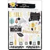 Sticker Book - Shine On - Amy Tangerine