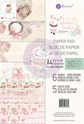 Santa Baby A4 Paper Pad - Prima
