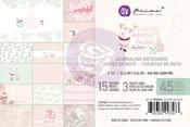 Santa Baby 4 x 6 Journaling Cards - Prima