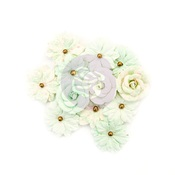 Santa Baby Flowers - Sweet Mint - Prima