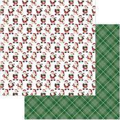 Santa Claus Paper - Here Comes Santa - Photoplay