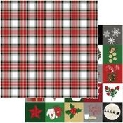 Countdown Paper - Here Comes Santa - Photoplay - PRE ORDER