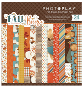 Fall Breeze 6 x 6 Paper Pad - Photoplay