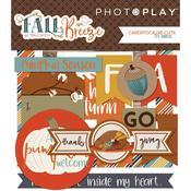 Fall Breeze Ephemera Cardstock Die-Cuts - Photoplay