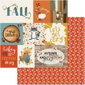 Let's Get Cozy Paper - Fall Breeze - Photoplay
