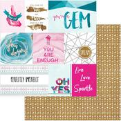 Cutaparts Paper - You're A Gem - Photoplay