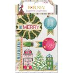 Layered Chipboard - Christmas In The Village - BoBunny - PRE ORDER
