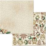 Christmas Paper - Yuletide Carol - BoBunny - PRE ORDER