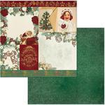 Festive Paper - Yuletide Carol - BoBunny