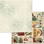 Jolly Paper - Yuletide Carol - BoBunny - PRE ORDER