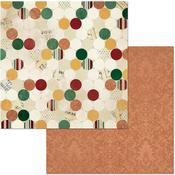 Traditional Paper - Yuletide Carol - BoBunny - PRE ORDER