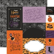 Journaling Card Paper - Bewitched - Echo Park