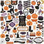Bewitched Sticker Sheet - Echo Park