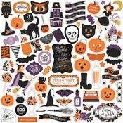 Bewitched Sticker Sheet - Echo Park