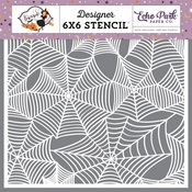 Spider Cob Webs Stencil - Echo Park
