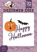 Happy Halloween Die Set - Echo Park - PRE ORDER