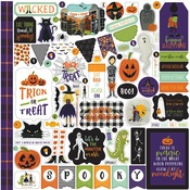 Hocus Pocus Element Sticker Sheet - Echo Park