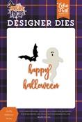 Ghostly Halloween Die Set - Echo Park - PRE ORDER