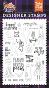 Happy Haunting Stamp Set - Echo Park
