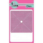 Scallop Squares Die - Pink & Main - PRE ORDER