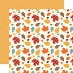 Falling Leaves Paper - Celebrate Autumn - Echo Park