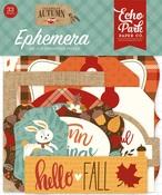 Celebrate Autumn Ephemera - Echo Park