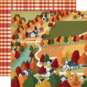 Harvest Town Paper - Fall Break - Carta Bella
