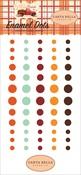 Fall Break Enamel Dots - Carta Bella