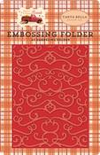 Embossing Folder - Fall Flourish - Carta Bella - PRE ORDER